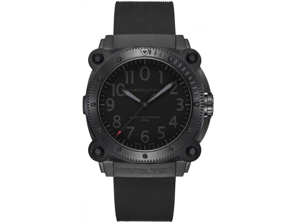 hamilton khaki navy belowzero titanium automatic 1000m h78505332 tenet limited edition 888pcs 203260 223203