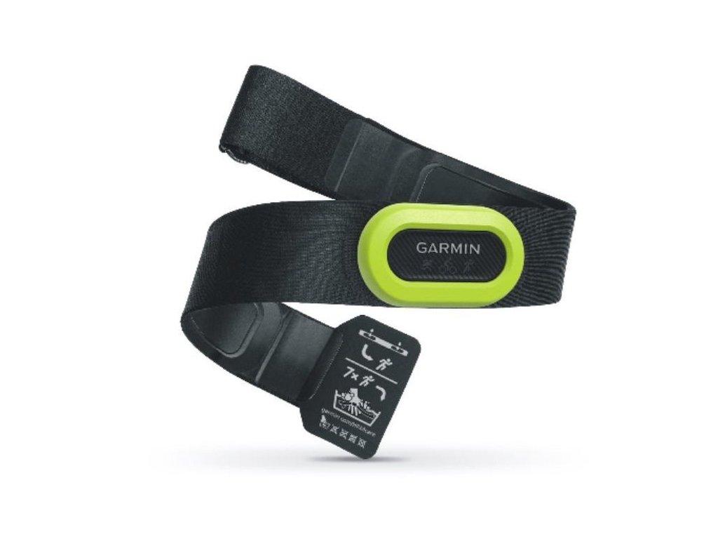 Garmin HRM PRO - Snímač tepové frekvence a dynamiky běhu s ANT+ a BLE  + možnost výměny do 90 dní