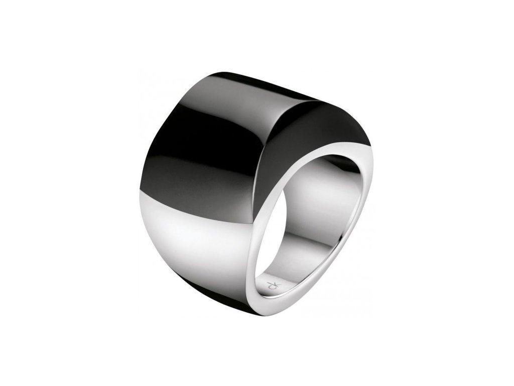 Prsten Calvin Klein Sensory KJ79AR0102  + možnost výměny do 90 dní