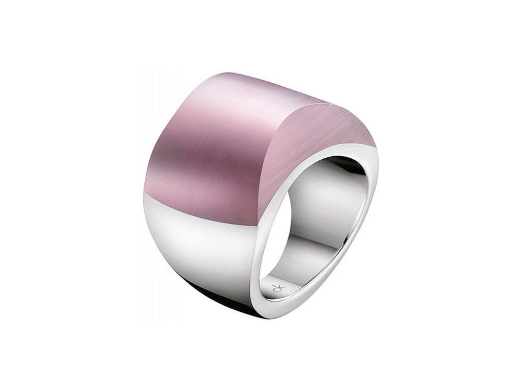 Prsten Calvin Klein Sensory KJ79AR0104  + možnost výměny do 90 dní