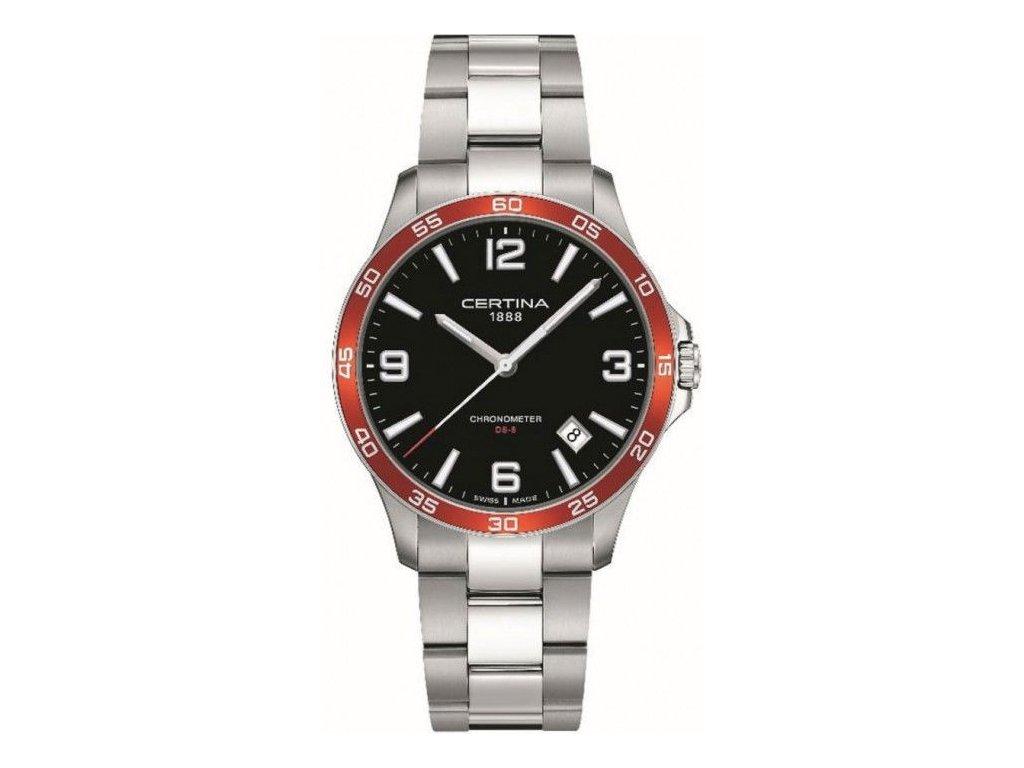 certina ds 8 quartz precidrive cosc chronometer c0338511105701 202961 221707