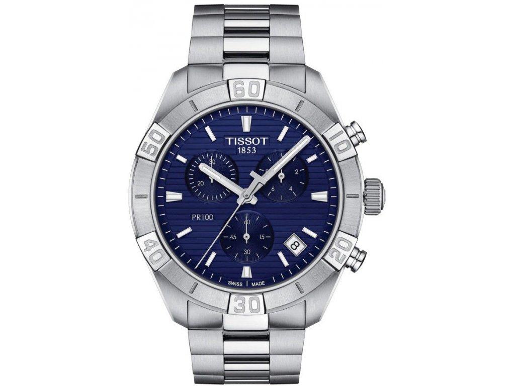 tissot pr 100 sport gent quartz chronograph t1016171104100 211307 247192