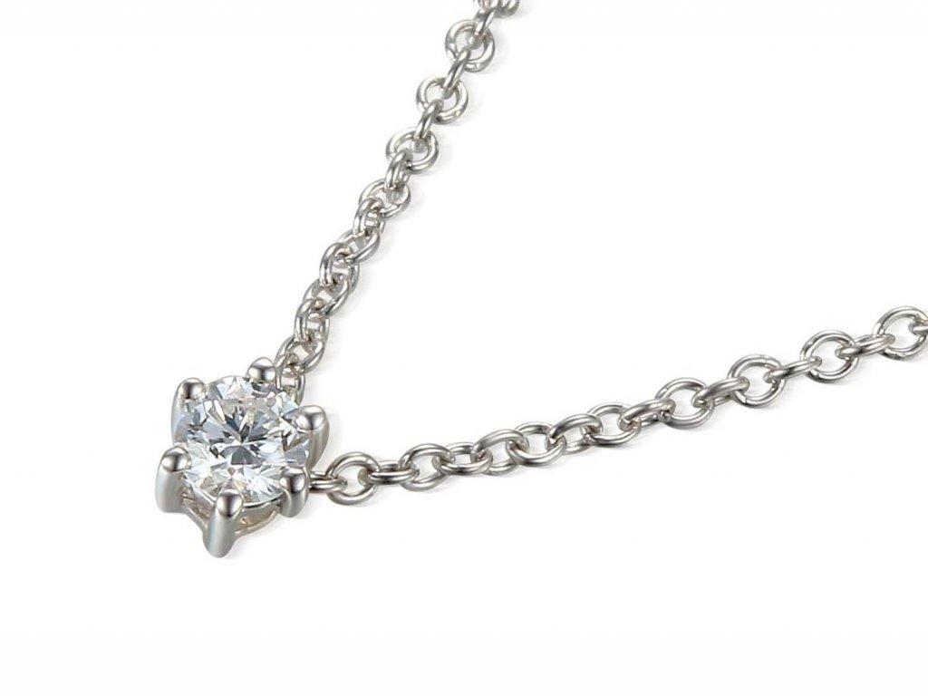 Zlatý dámský náhrdelník Aisha 3890098-0-45-99  + možnost výměny do 90 dní
