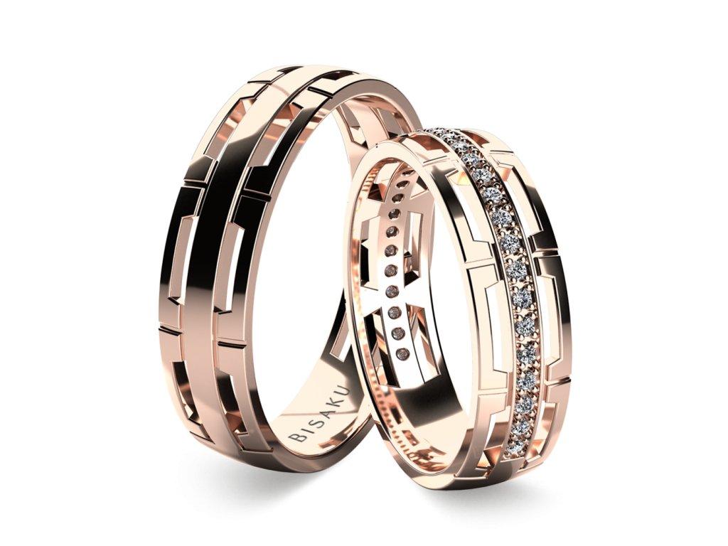 snubni prsteny Korrie
