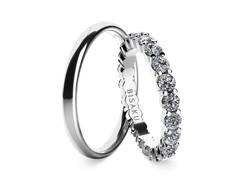snubni prsteny SalomeIV