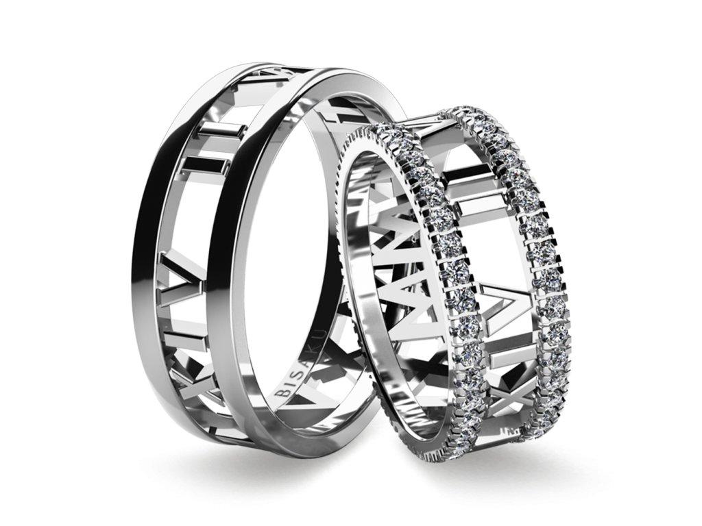 snubni prsteny Horace