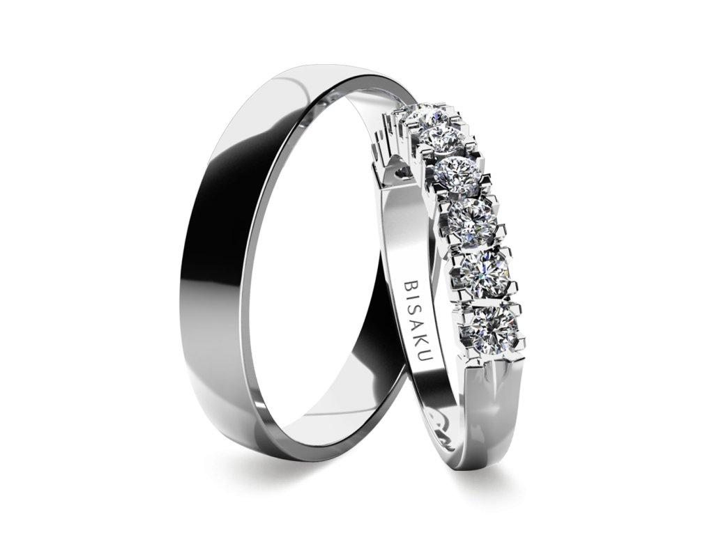 snubni prsteny NarcisIII