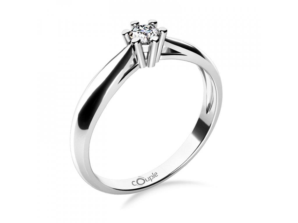 Zlatý dámský prsten Nyla 6864003  + možnost výměny do 90 dní