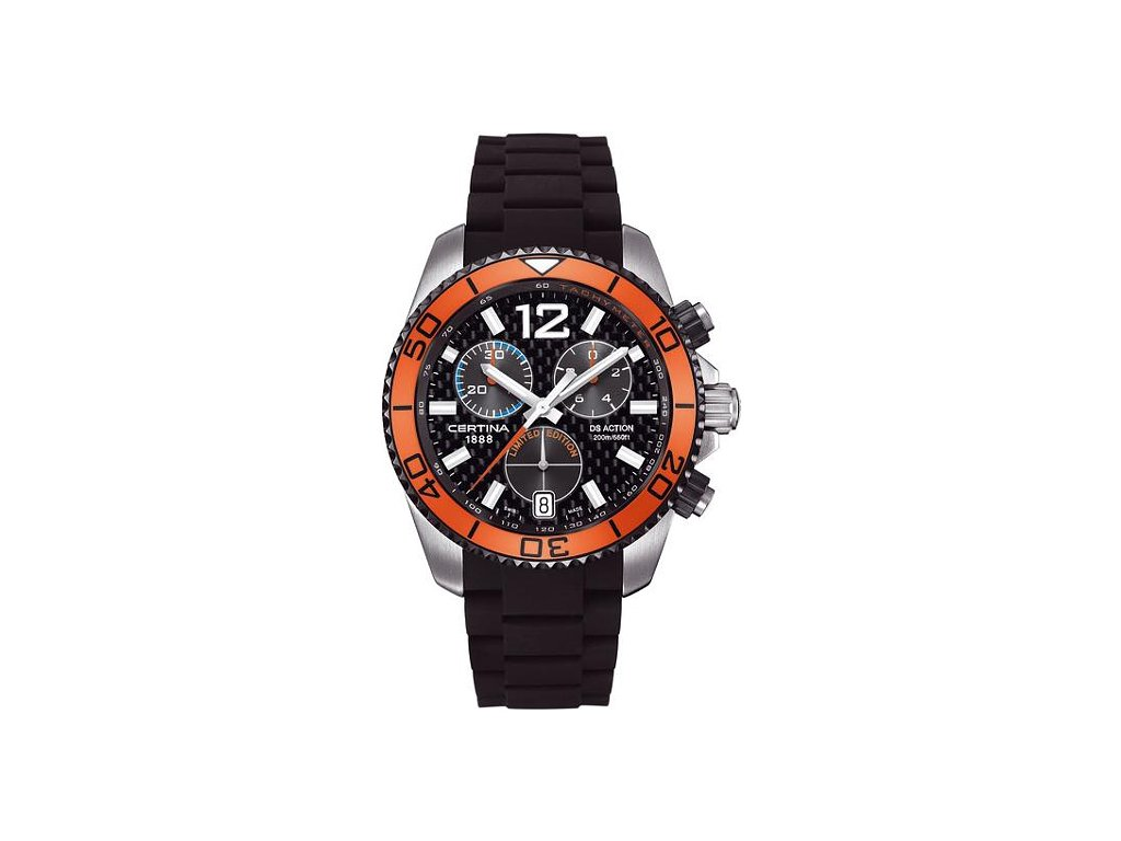 Certina DS Action C013.417.27.207.00 Limited Edition