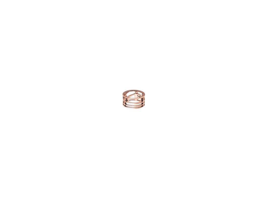 Prsten Calvin Klein Draw KJ1TPR1001  + možnost výměny do 90 dní