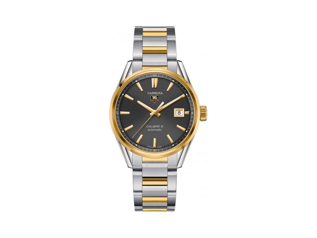 TAG Heuer Carrera WAR215C.BD0783  + prodloužená záruka 5 let + pojištení na rok + natahovač na hodinky ZDARMA