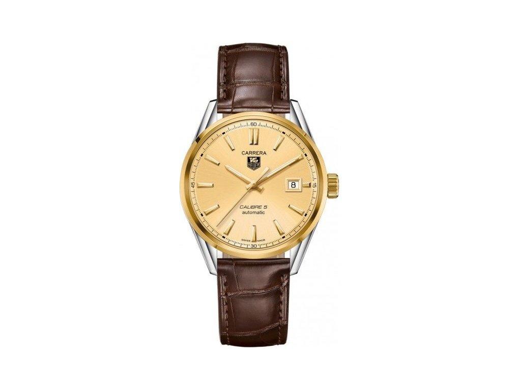 TAG Heuer Carrera WAR215A.FC6181  + prodloužená záruka 5 let+ možnost výměny do 90 dní + pojištení na rok + natahovač na hodinky ZDARMA
