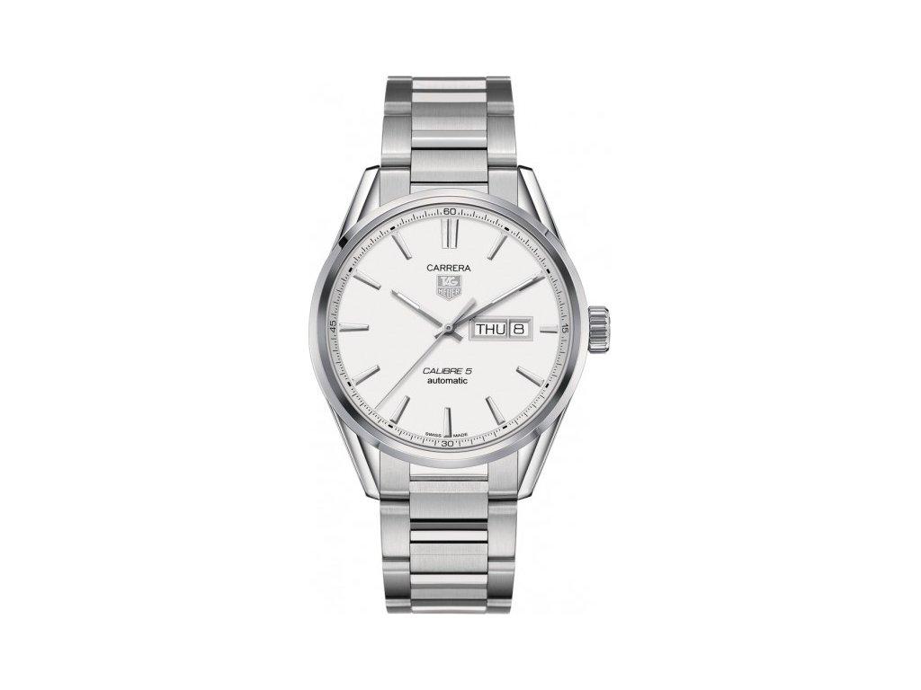 TAG Heuer Carrera WAR201B.BA0723  + prodloužená záruka 5 let+ možnost výměny do 90 dní + pojištení na rok + natahovač na hodinky ZDARMA
