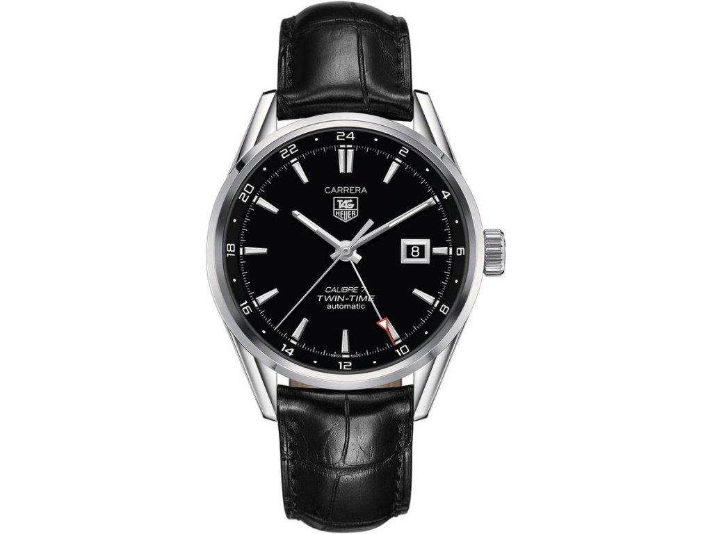 TAG Heuer Carrera WAR2010.FC6266  + prodloužená záruka 5 let + pojištení na rok + natahovač na hodinky ZDARMA
