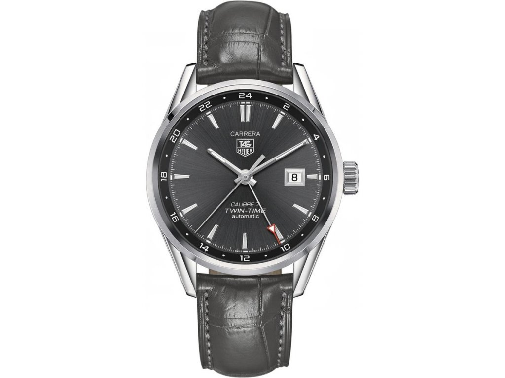 TAG Heuer Carrera WAR2012.FC6326  + prodloužená záruka 5 let + pojištení na rok + natahovač na hodinky ZDARMA