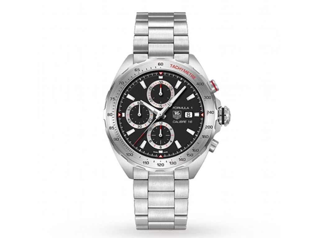 TAG Heuer Formula 1 CAZ2010.BA0876  + prodloužená záruka 5 let+ možnost výměny do 90 dní + pojištení na rok + natahovač na hodinky ZDARMA