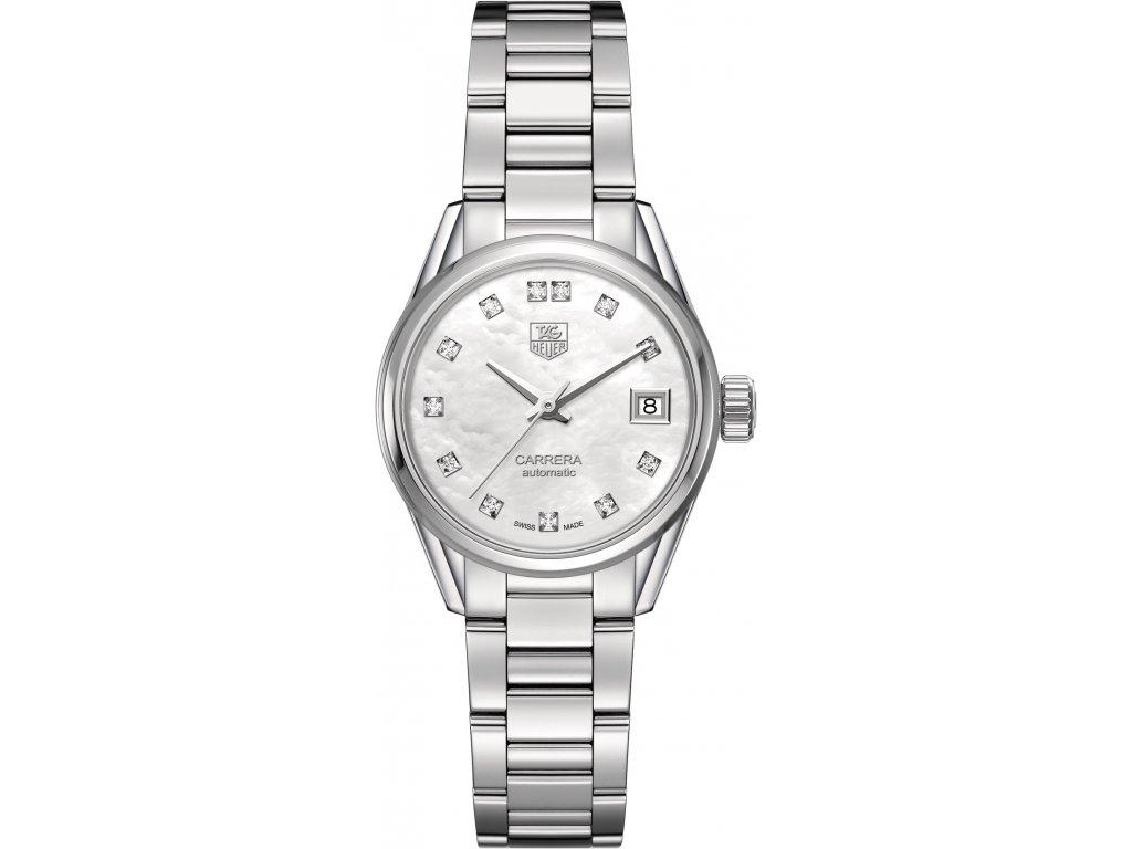 TAG Heuer Carrera WAR2414.BA0770  + možnost výměny do 90 dní + natahovač na hodinky