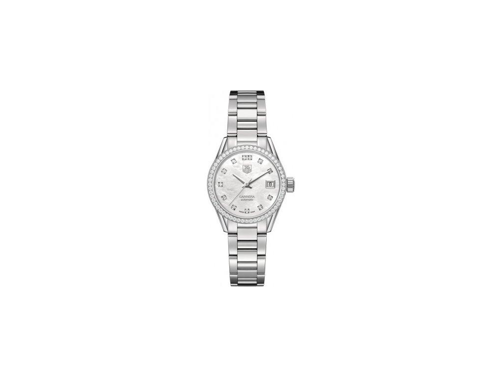 TAG Heuer Carrera WAR2415.BA0770  + možnost výměny do 90 dní + natahovač na hodinky