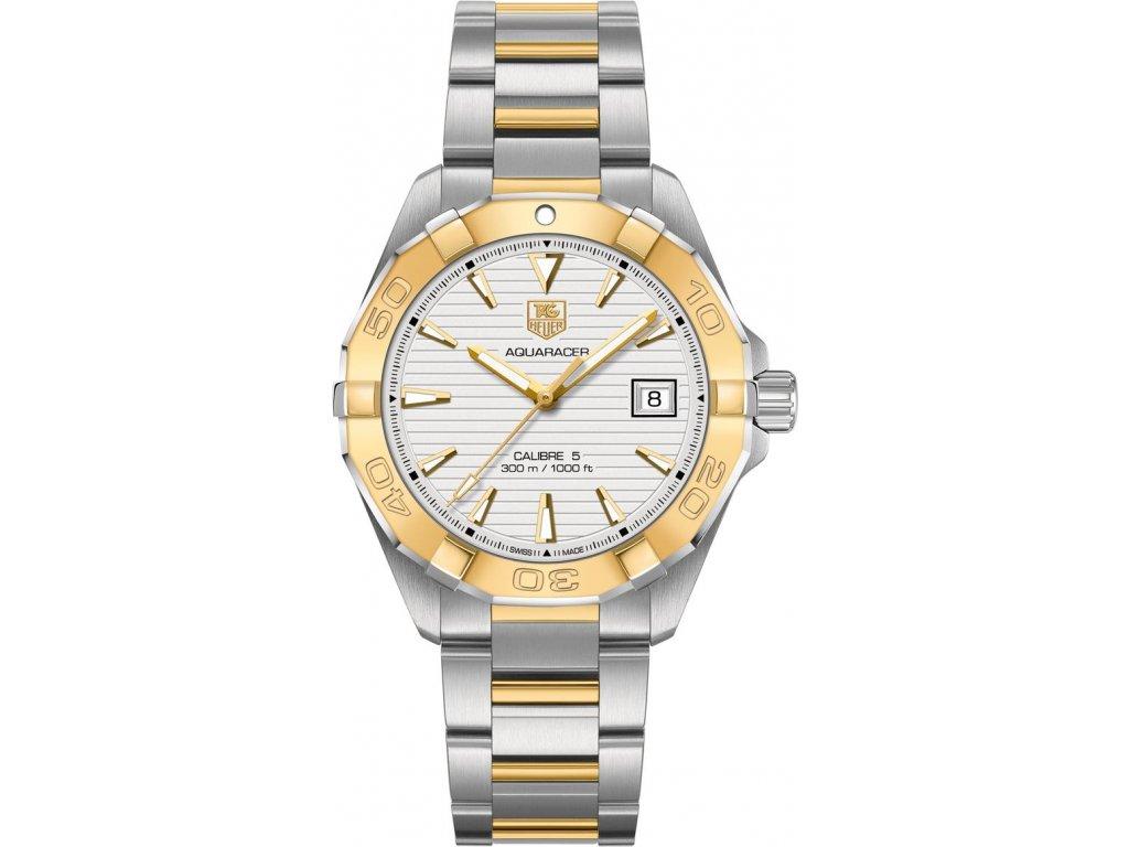 TAG Heuer Aquaracer WAY2151.BD0912  + možnost výměny do 90 dní + natahovač na hodinky