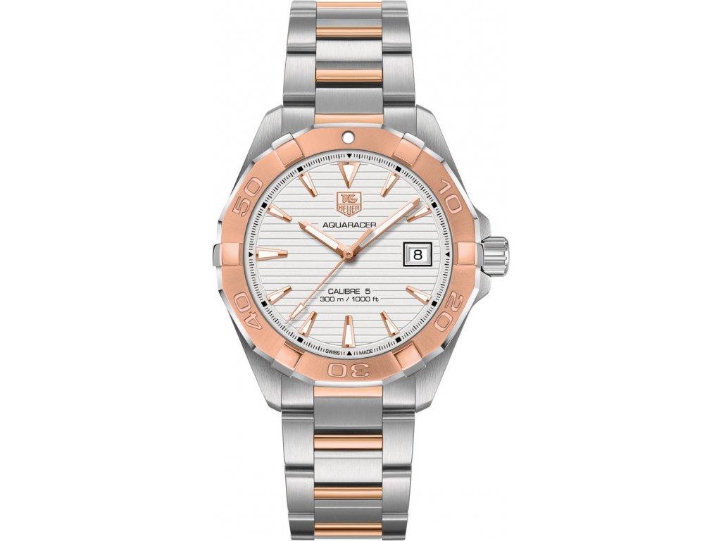 TAG Heuer Aquaracer WAY2150.BD0911  + prodloužená záruka 5 let+ možnost výměny do 90 dní + pojištení na rok + natahovač na hodinky ZDARMA
