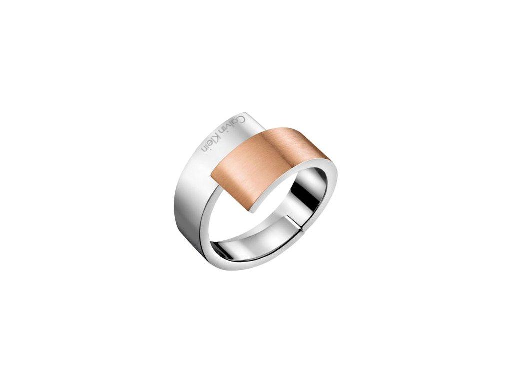 Prsten Calvin Klein Intense KJ2HPR2801  + možnost výměny do 90 dní