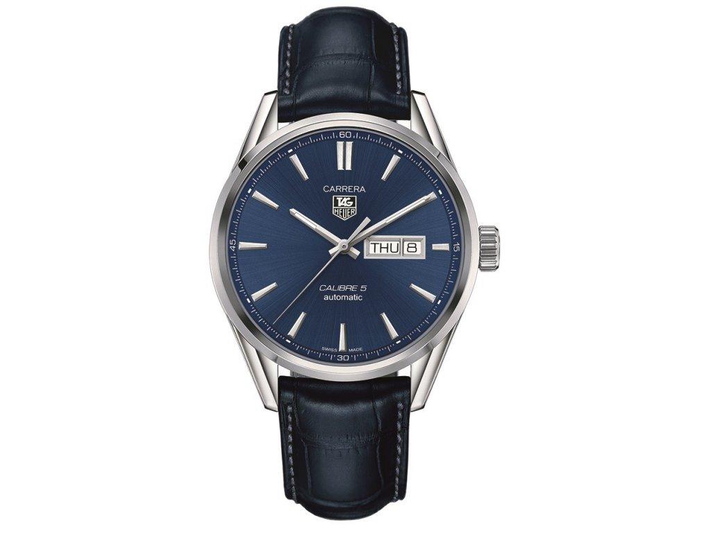 TAG Heuer Carrera WAR201E.FC6292  + prodloužená záruka 5 let + pojištení na rok + natahovač na hodinky ZDARMA