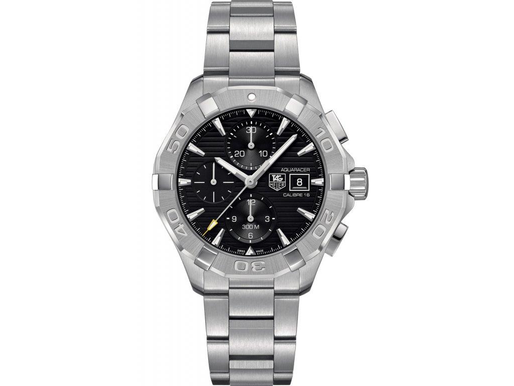TAG Heuer Aquaracer CAY2110.BA0925  + možnost výměny do 90 dní + natahovač na hodinky