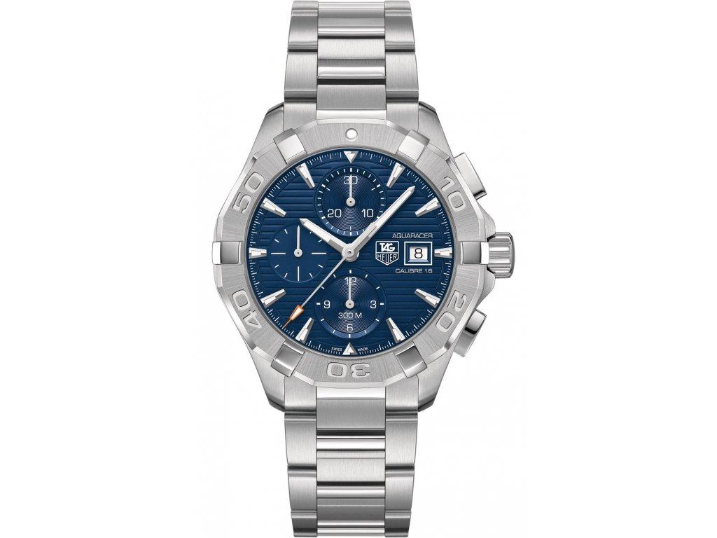 TAG Heuer Aquaracer CAY2112.BA0927  + možnost výměny do 90 dní + natahovač na hodinky