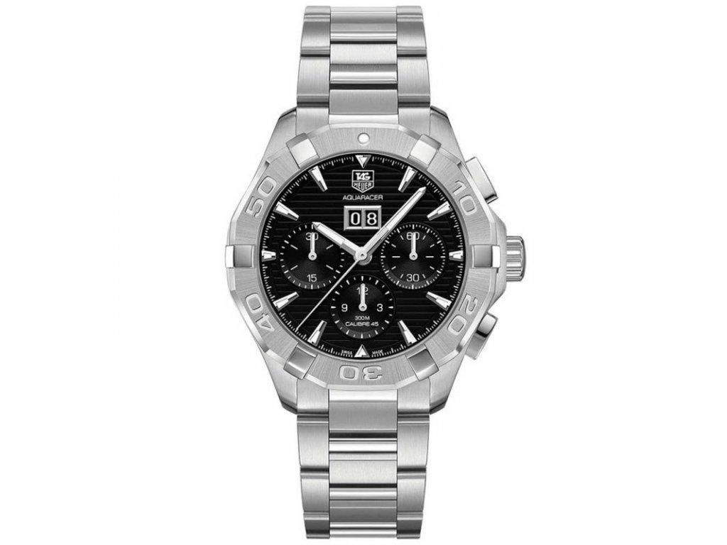 TAG Heuer Aquaracer CAY211Z.BA0926  + prodloužená záruka 5 let + pojištení na rok + natahovač na hodinky ZDARMA