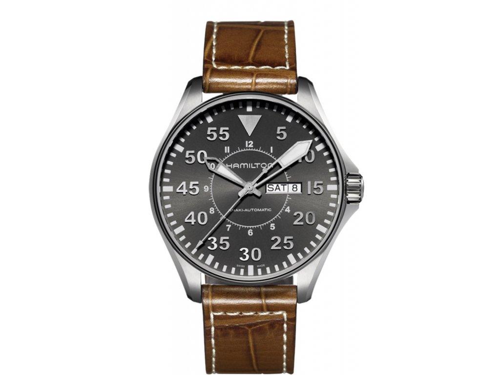 77c92ea8c Pánské hodinky Hamilton - HELVETIA hodinky šperky