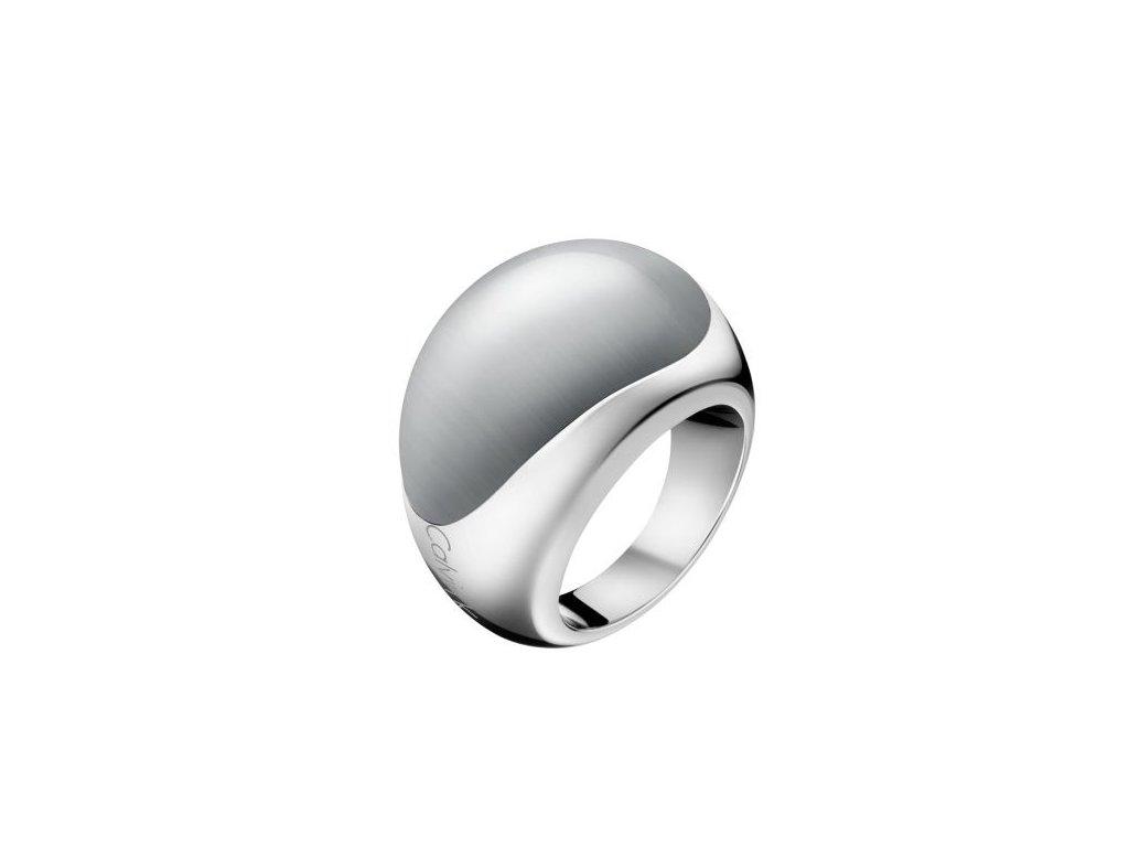 Prsten Calvin Klein Ellipse KJ3QWR0201  + možnost výměny do 90 dní