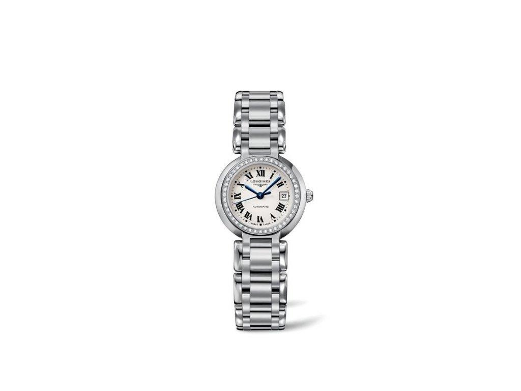Longines PrimaLuna L8.111.0.71.6  + možnost výměny do 90 dní + natahovač na hodinky
