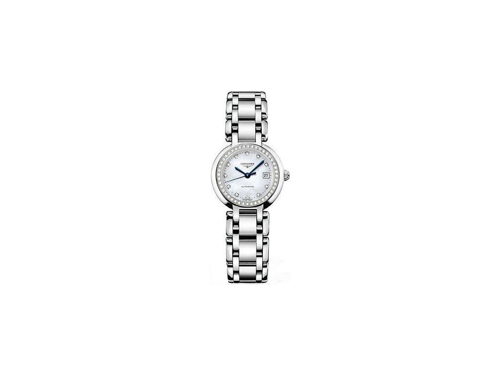 Longines PrimaLuna L8.111.0.87.6  + možnost výměny do 90 dní + natahovač na hodinky