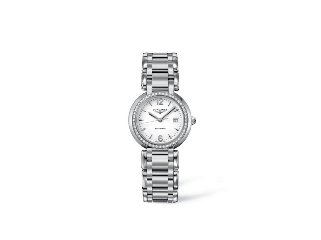 Longines PrimaLuna L8.113.0.16.6  + natahovač na hodinky