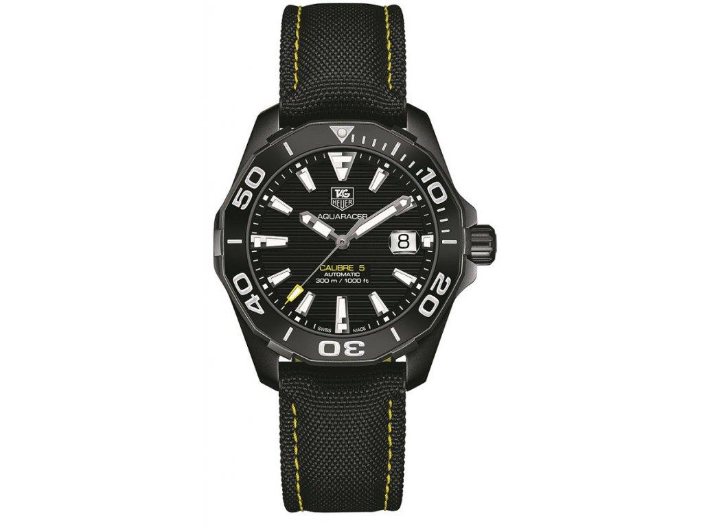 TAG Heuer Aquaracer WAY218A.FC6362  + natahovač na hodinky