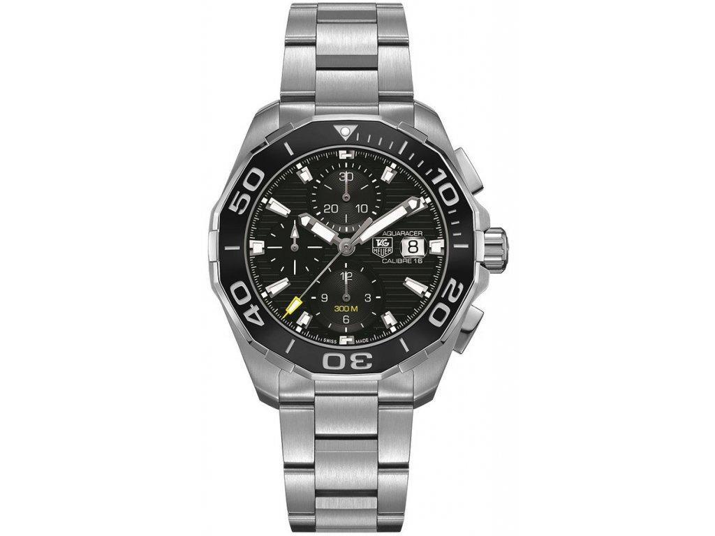 TAG Heuer Aquaracer CAY211A.BA0927  +  natahovač na hodinky ZDARMA