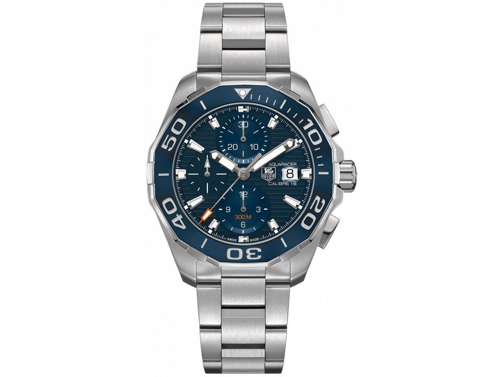 TAG Heuer Aquaracer CAY211B.BA0927  + prodloužená záruka 5 let+ možnost výměny do 90 dní + pojištení na rok + natahovač na hodinky ZDARMA