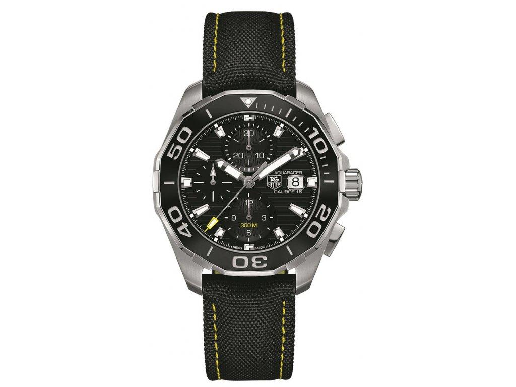 TAG Heuer Aquaracer CAY211A.FC6361  + prodloužená záruka 5 let+ možnost výměny do 90 dní + pojištení na rok + natahovač na hodinky ZDARMA