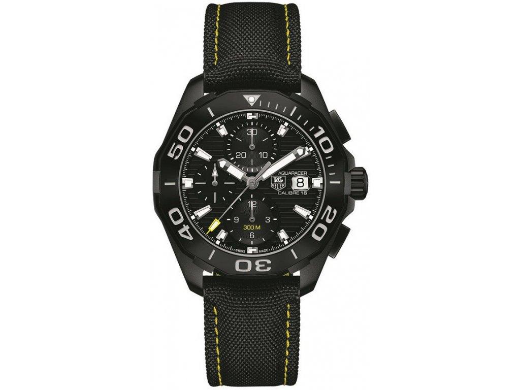 TAG Heuer Aquaracer CAY218A.FC6361  + možnost výměny do 90 dní + natahovač na hodinky