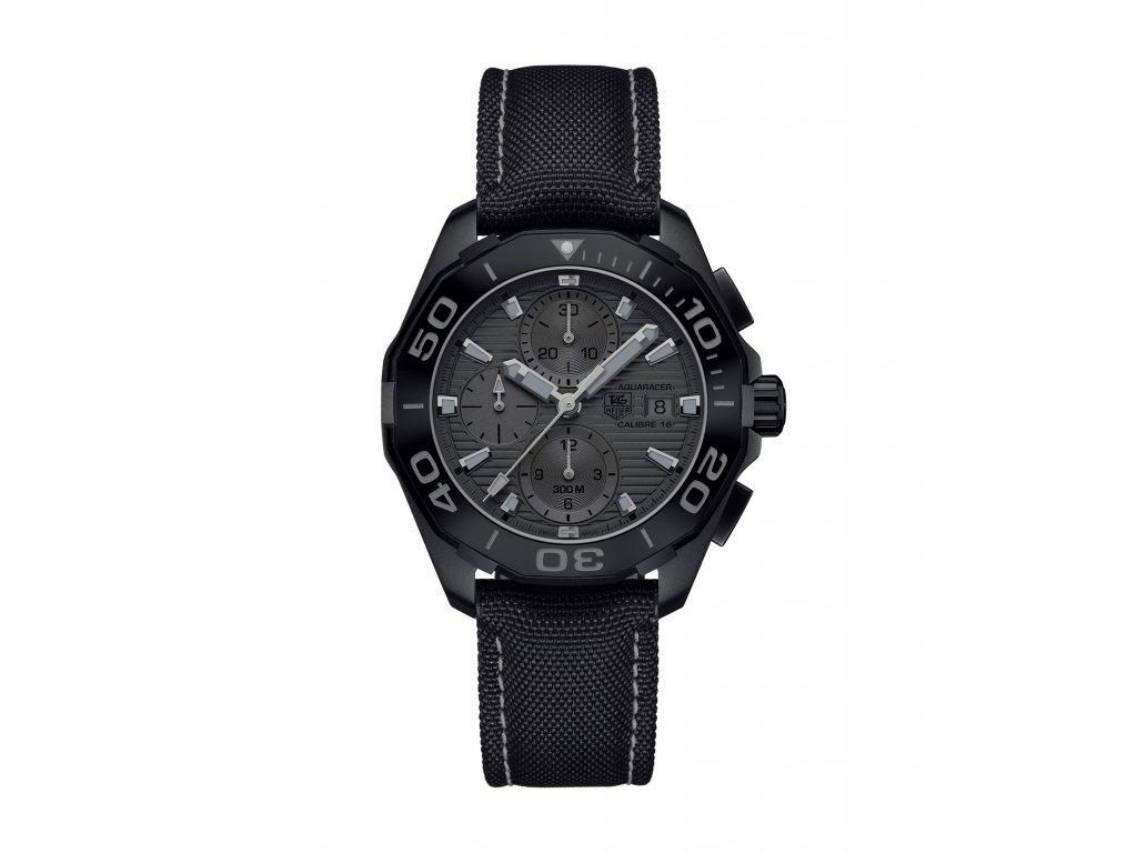 TAG Heuer Aquaracer CAY218B.FC6370  + prodloužená záruka 5 let + pojištení na rok + natahovač na hodinky ZDARMA