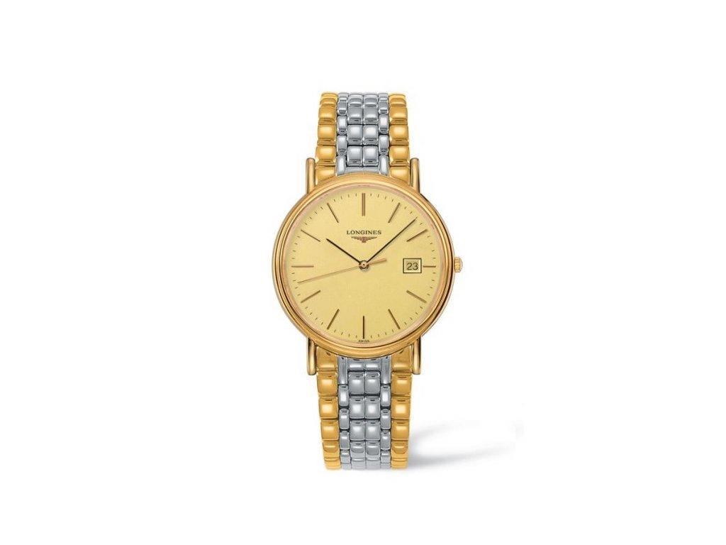 a73b66ceccb Pánské hodinky Longines Présence - HELVETIA hodinky šperky