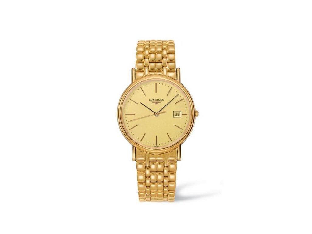 Longines Présence L4.790.2.32.8 - HELVETIA hodinky šperky e57be1a409