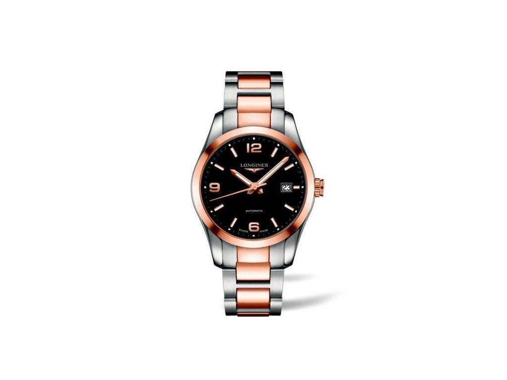 Longines Conquest L2.785.5.56.7 + natahovač na hodinky - HELVETIA ... ffeb832895