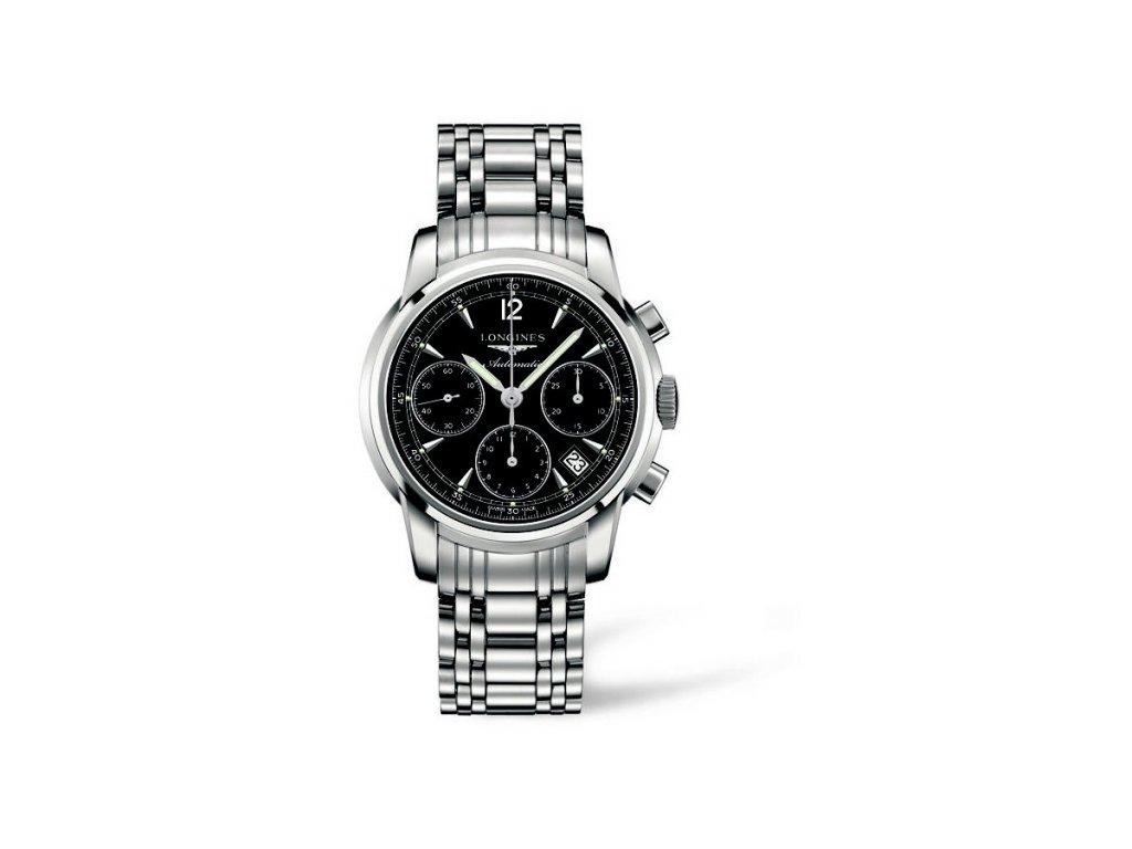 Longines Saint Imier L2.752.4.52.6 + natahovač na hodinky - HELVETIA ... 1225a95d7b