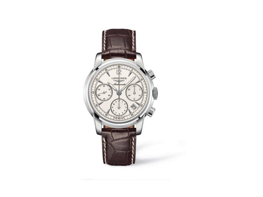 Longines Saint Imier L2.752.4.72.0  + natahovač na hodinky