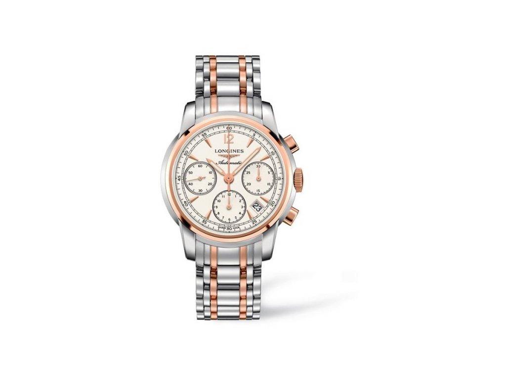Longines Saint Imier L2.752.5.72.7  + natahovač na hodinky