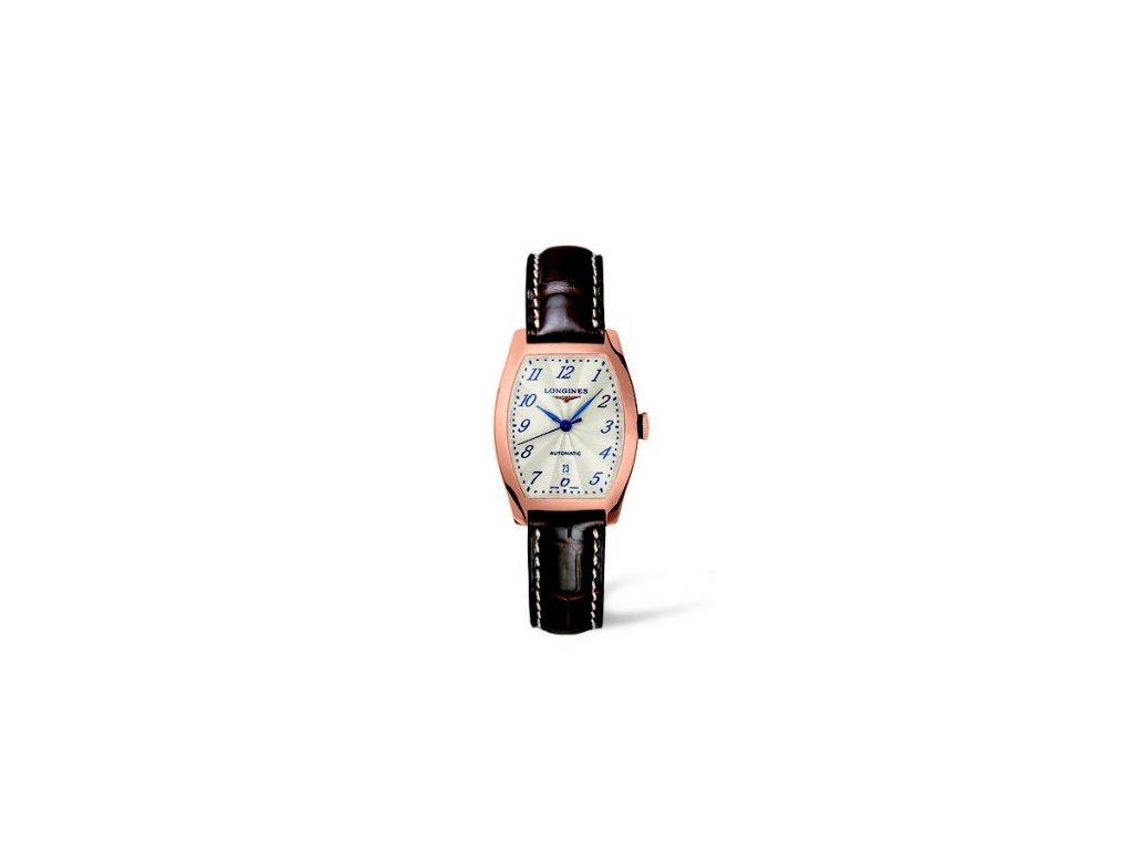 Longines Evidenza L2.142.8.73.2  + záruka 5 let + možnost výměny do 90 dní + natahovač na hodinky