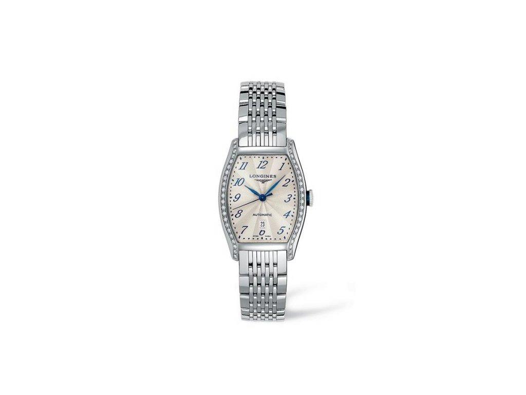 Longines Evidenza L2.142.0.70.6  + natahovač na hodinky