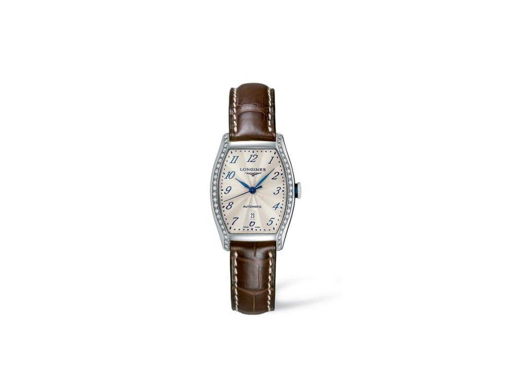 Longines Evidenza L2.142.0.70.2  + možnost výměny do 90 dní + natahovač na hodinky