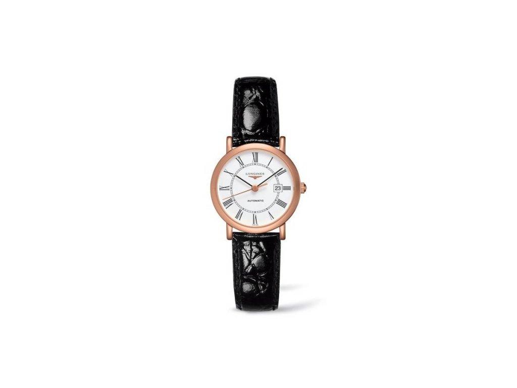 Longines Elegant Collection L4.378.8.11.0  + možnost výměny do 90 dní + natahovač na hodinky